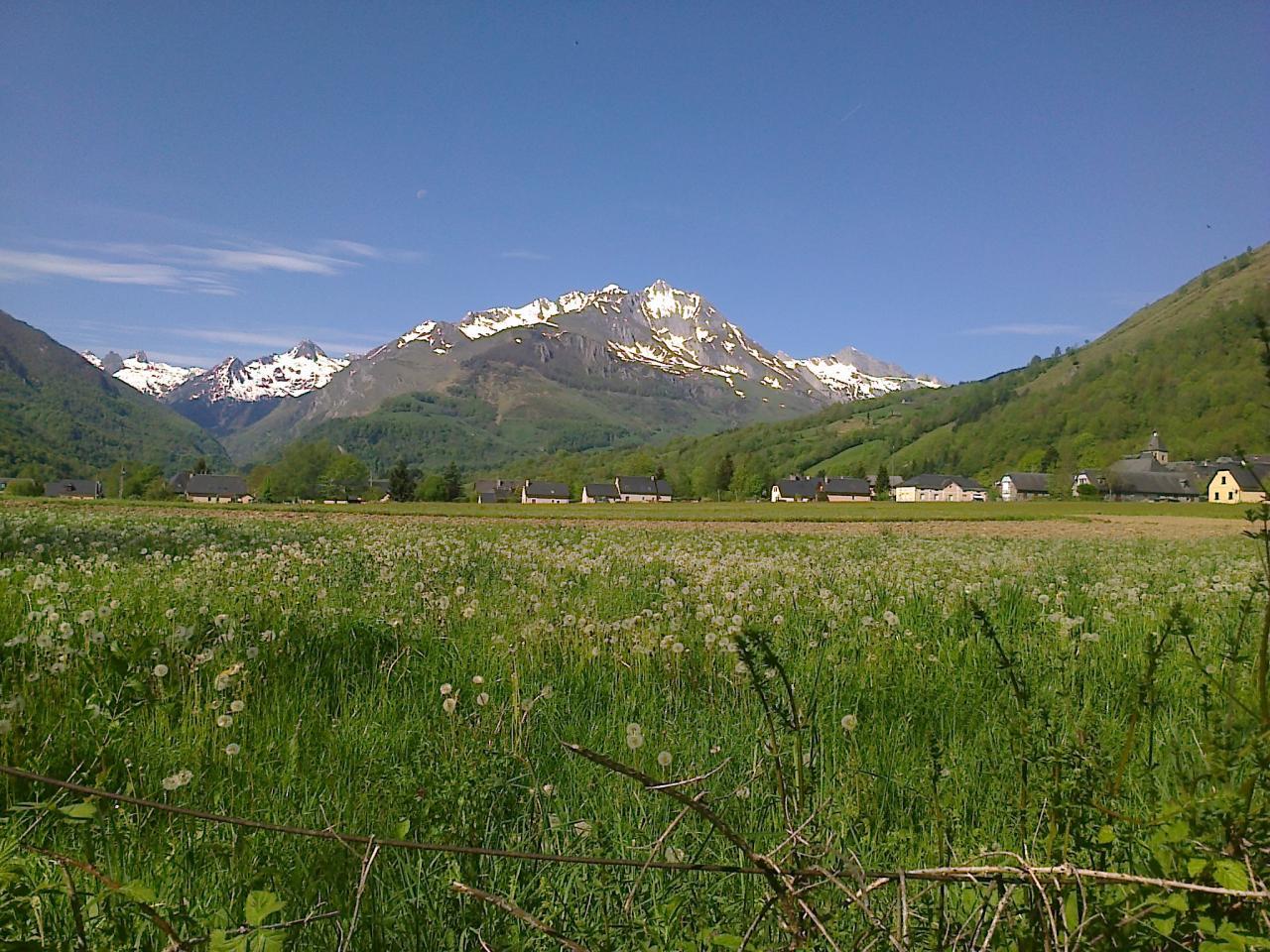 la montagne c'est l'apaisement.