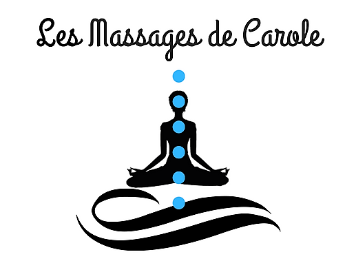 Logo les massages de carole 1