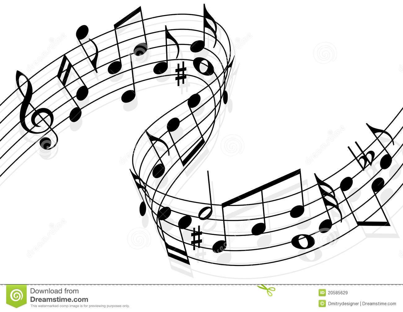Notes de musique 20585629